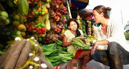 Rencontre avec colombienne