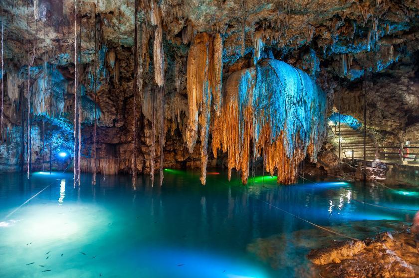 Cancun Lagoon Tour