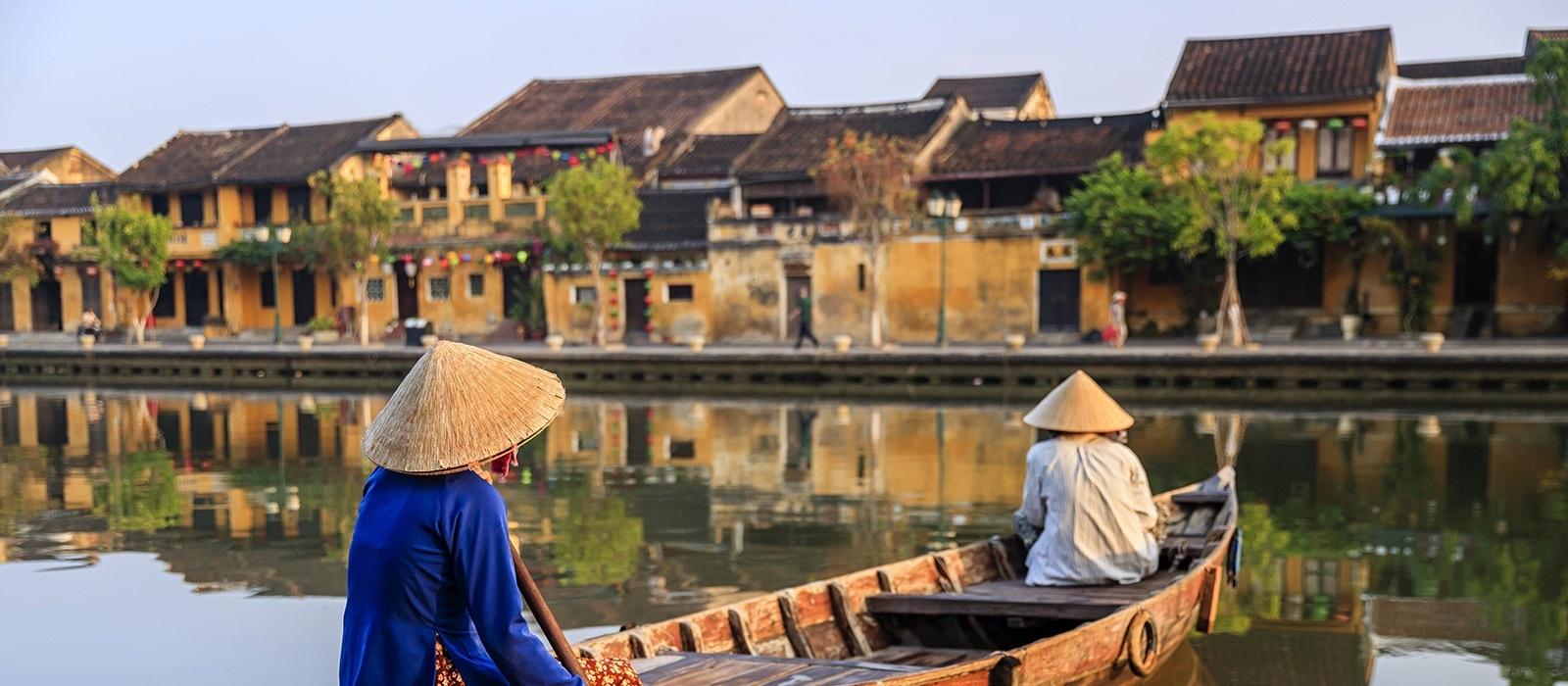 Circuit Sur Mesure Visages Et Couleurs Du Vietnam